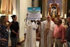 Missa solene marca entrega da igreja São Miguel Arcanjo restaurada, em Itacaré