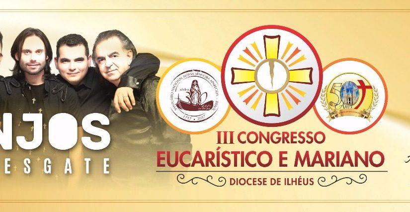 III CONGRESSO EUCARÍSTICO E MARIANO – PROGRAMAÇÃO