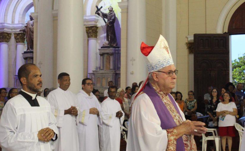 ABERTURA DO ANO VOCACIONAL DIOCESANO