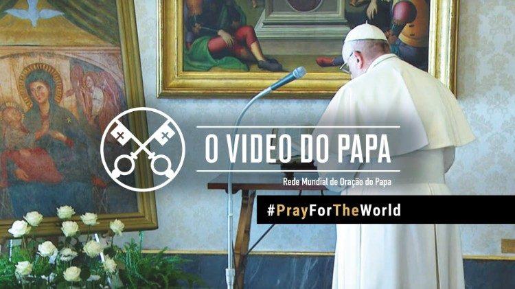 #PrayForTheWorld: a oração especial do Papa pelo fim da pandemia de coronavírus