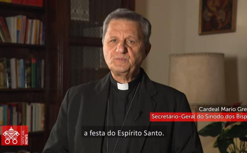 Novidades para o Sínodo: tem início a partir das Igrejas locais