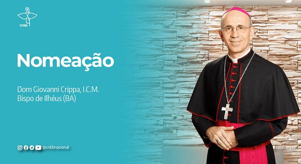 PAPA FRANCISCO ACOLHE PEDIDO DE RENÚNCIA DE DOM MAURO MONTAGNOLI E NOMEIA NOVO BISPO PARA ILHÉUS (BA)